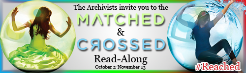 The LJ Community for the MATCHED trilogy by Ally Condie