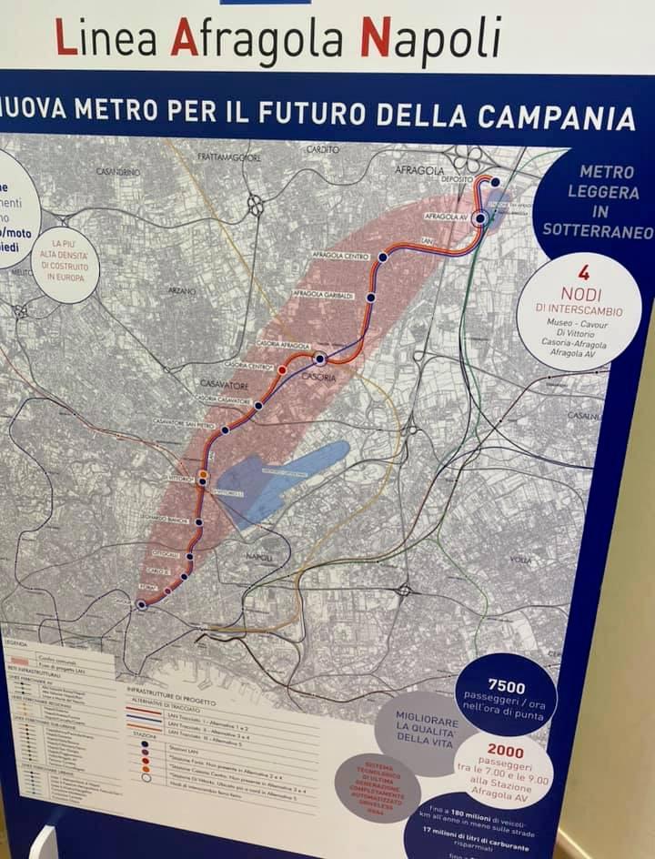 Linea 10 Afragola-Napoli