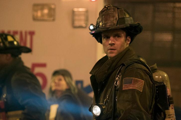 Chicago Fire - Episode 5.15 - Deathtrap - Sneak Peeks, Promotional Photos & Press Release