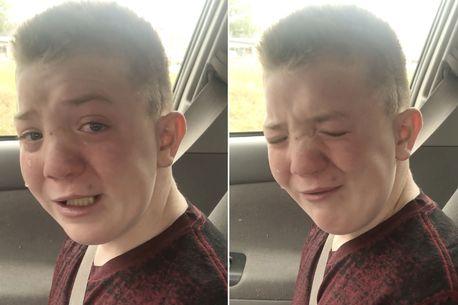 #KeatonJones : Celebs show love to bullied boy after his tearful heartbreaking plea