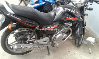 Spesifikasi Suzuki Thunder 125, Motor Sport Pahe...