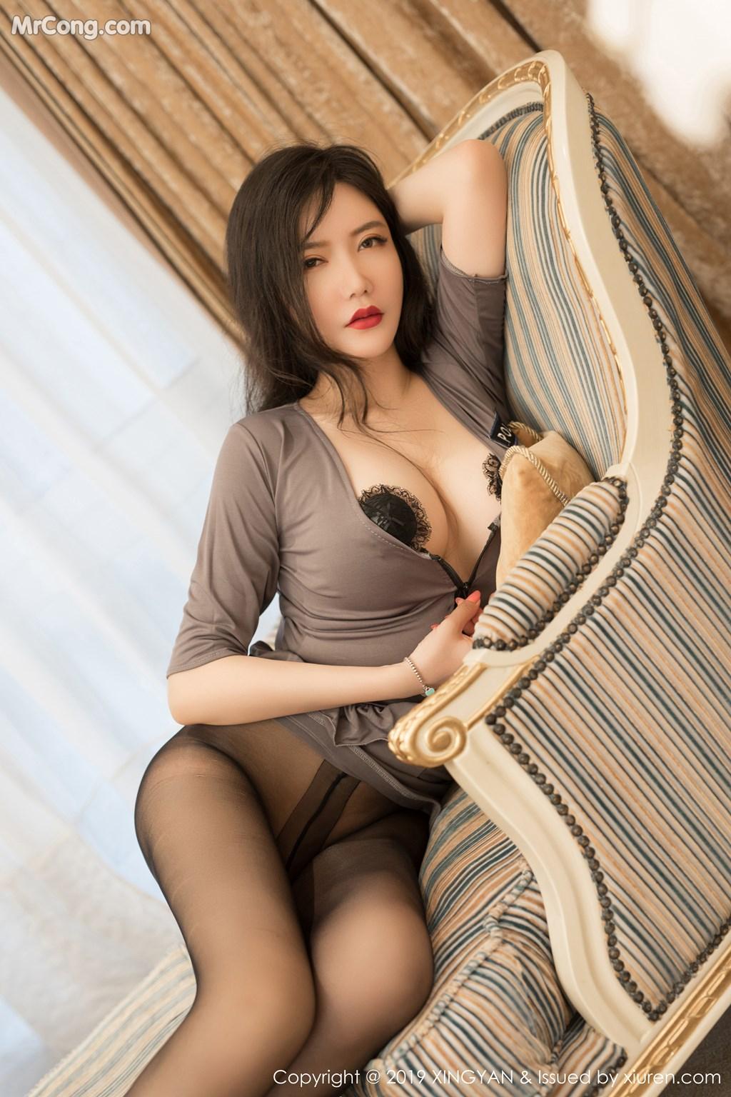 Image XingYan-Vol.123-MrCong.com-009 in post XingYan Vol.123: 心妍小公主 (47 ảnh)