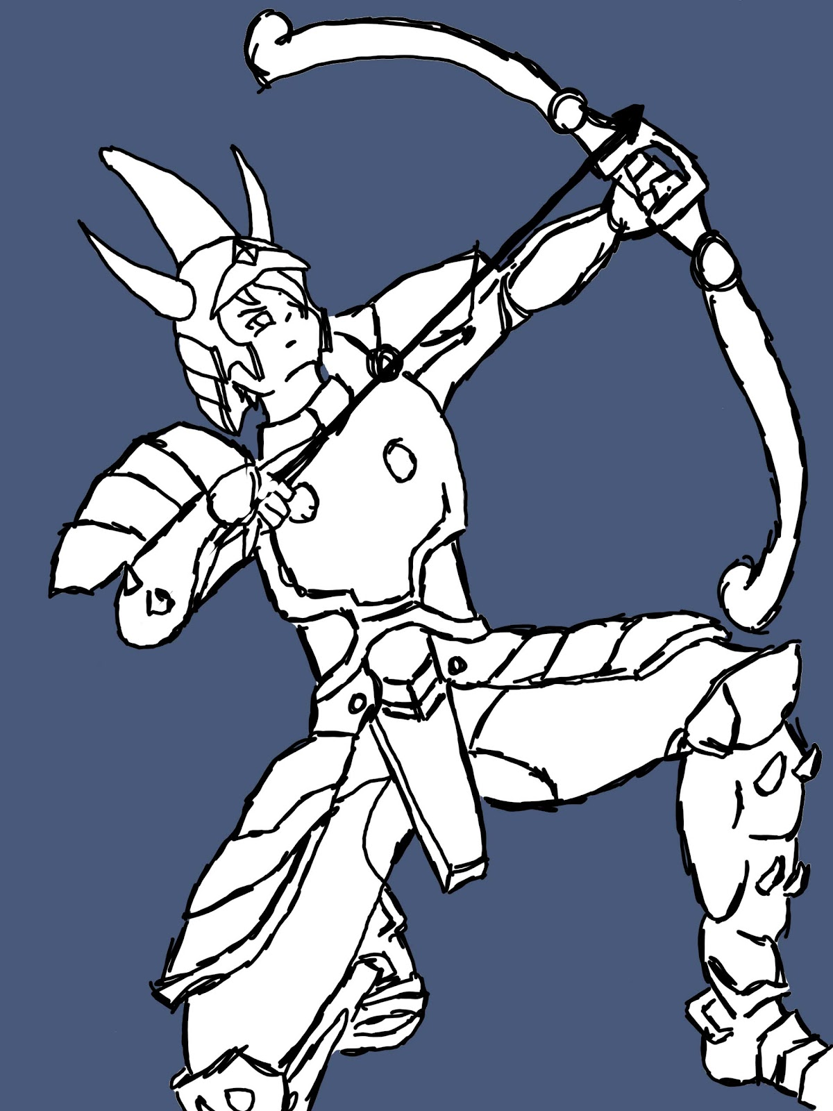 Warriors Ronin Art Strata