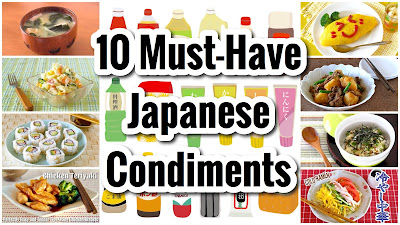 10 Must-Have Japanese Condiments