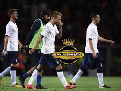 Italia Kontra Makedonia Berakhir Dengan Skor 1-1