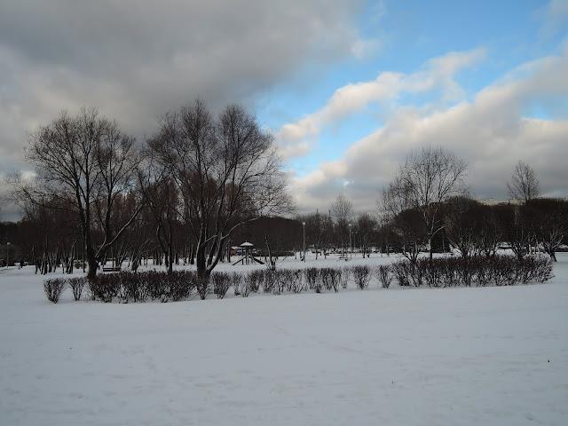 Гольяновский парк 2015