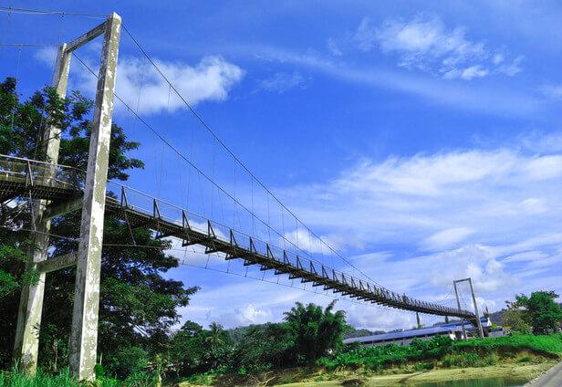 Jambatan Gantung Tamparuli