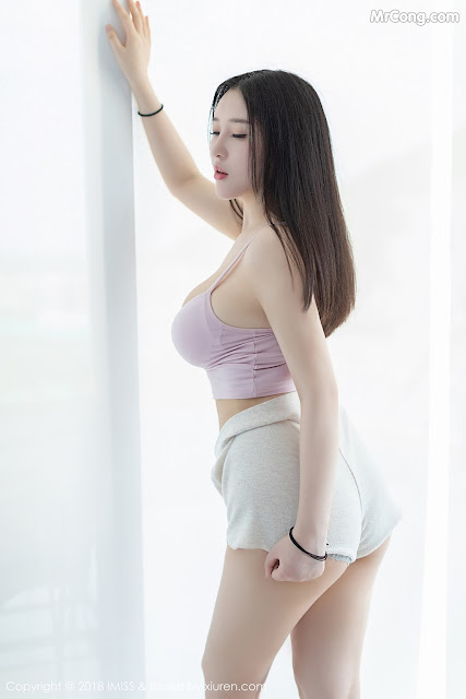 Hot girls Sexy porn model En Yi (恩一) 8