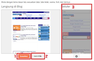 Mengenal dan Memahami Lebih Jauh Struktur Serta Menu Di Blogger