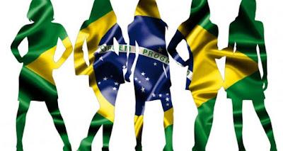 Mulher brasileira: dor que vai além de marcas