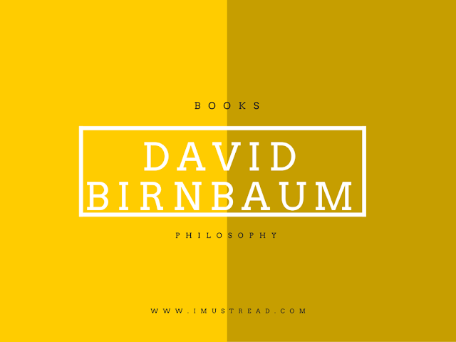 What to Expect From David Birnbaum's Books?