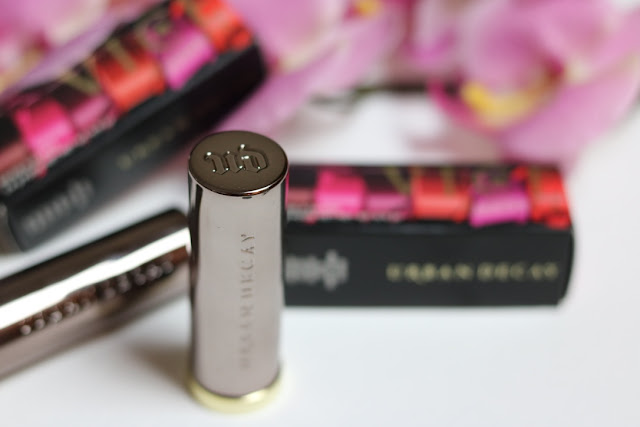 Perversion and Criminal Urban Decay Vice Lipstick, G Beauty