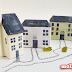 Construir en Papel (Origami). Una ciudad, pueblo, o granja.Plantillas