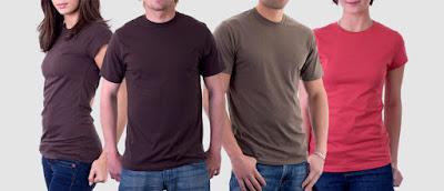 Tips Tampil Stylish dengan Kaos Polos
