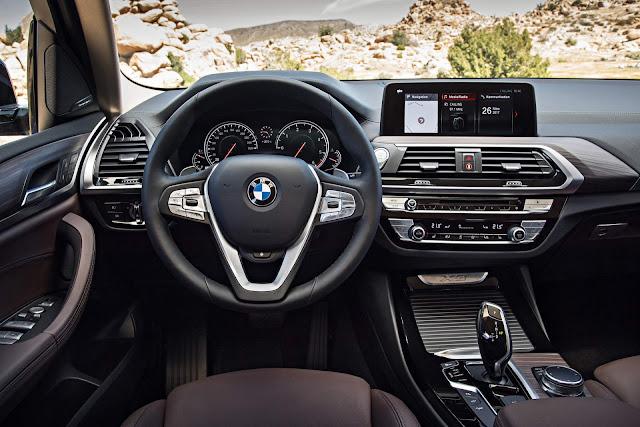 Novo BMW X3 2018 - Brasil