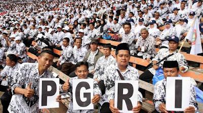PB PGRI dan Respon Positif Bapak Mendikbud Muhadjir Effendi