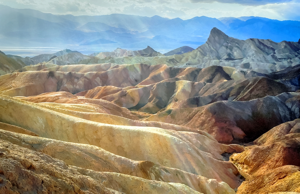 Written In Stone Seen Through My Lens Death Valley Geology