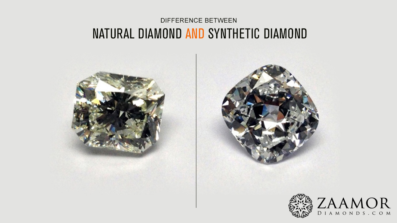 Natural Diamond Vs Artificial