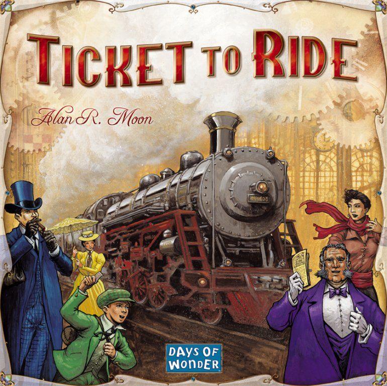 Ticket to Ride - VER. 2.5.11-5748-01924797 (Full Unlocked) MOD APK