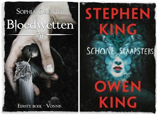 Sophia Drenth, Stephen en Owen King, The House of Books, uitgeverij Staaldruk