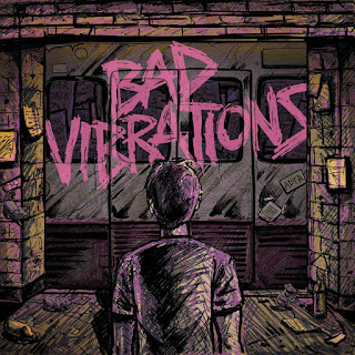 A Day To Remember - Bad Vibrations (2016) - Album Download, Itunes Cover, Official Cover, Album CD Cover Art, Tracklist