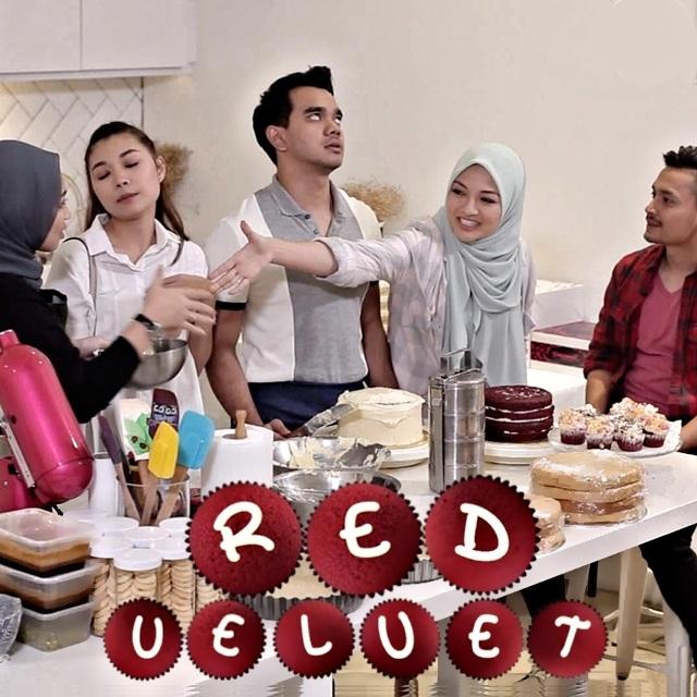 Drama Red Velvet Lakonan Alif Satar, Neelofa