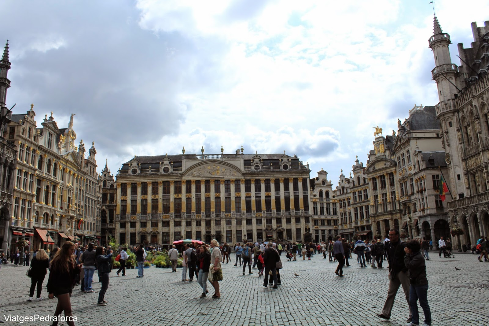 Grand Place de Brussel.les Belgica