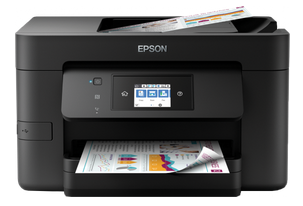Epson WF-4725DWF Driver Download - Windows, Mac