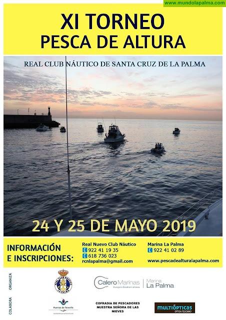 XI Torneo Pesca de Altura Real Club Náutico de SC de La Palma