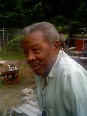 Blues Singer Willie J. Foster's Garden