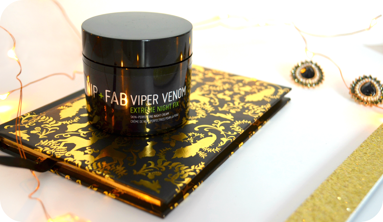 Nip + Fab Viper Venom Night Extreme Night Fix Review