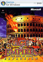 Age of Empires The Rise of Rome Download Cover Free Game