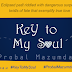 Blog Tour: KEY TO MY SOUL by Probal Mazumdar