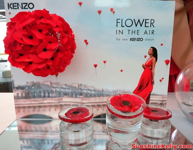 Flower in the Air by Kenzo, fragrance, kenzo, flower in the air,  Alberto Morillas, perfumer