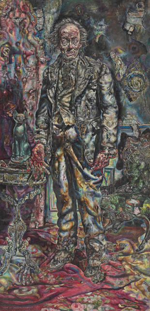 the power and influence of art in oscar wildes work the picture of dorian gray Professor roger luckhurst explores the work's perversion and degeneracy in the picture of dorian gray of the picture of dorian gray, oscar wilde's.