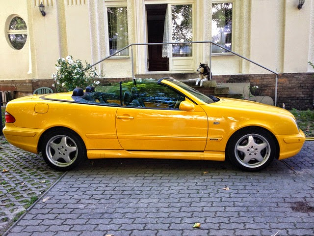 mercedes benz clk320 cabrio w208 benztuning. Black Bedroom Furniture Sets. Home Design Ideas