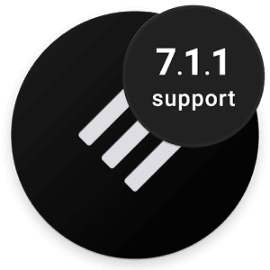 Swift Black Substratum Theme v25.8 PATCHED APK