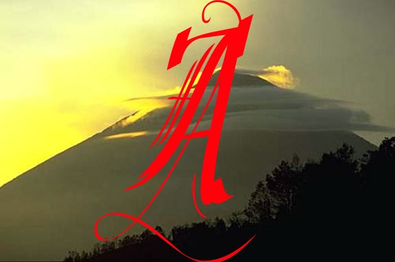 Mitos Beberapa Gunung Di Indonesia