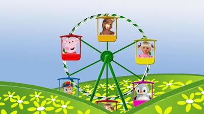 Peppa Pig. Canción de los juguetes 5