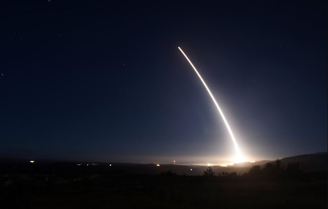 North Korea Saw How Terrifying the Nuclear-Capable Minuteman III of the USA Is! WATCH HERE!