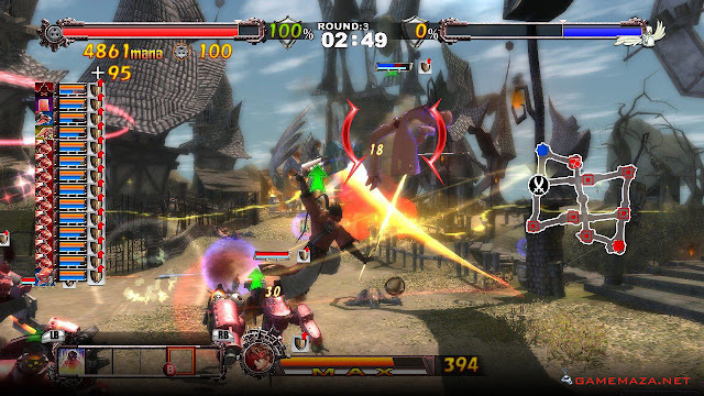 Guilty Gear 2 Overture Gameplay Screenshot 5