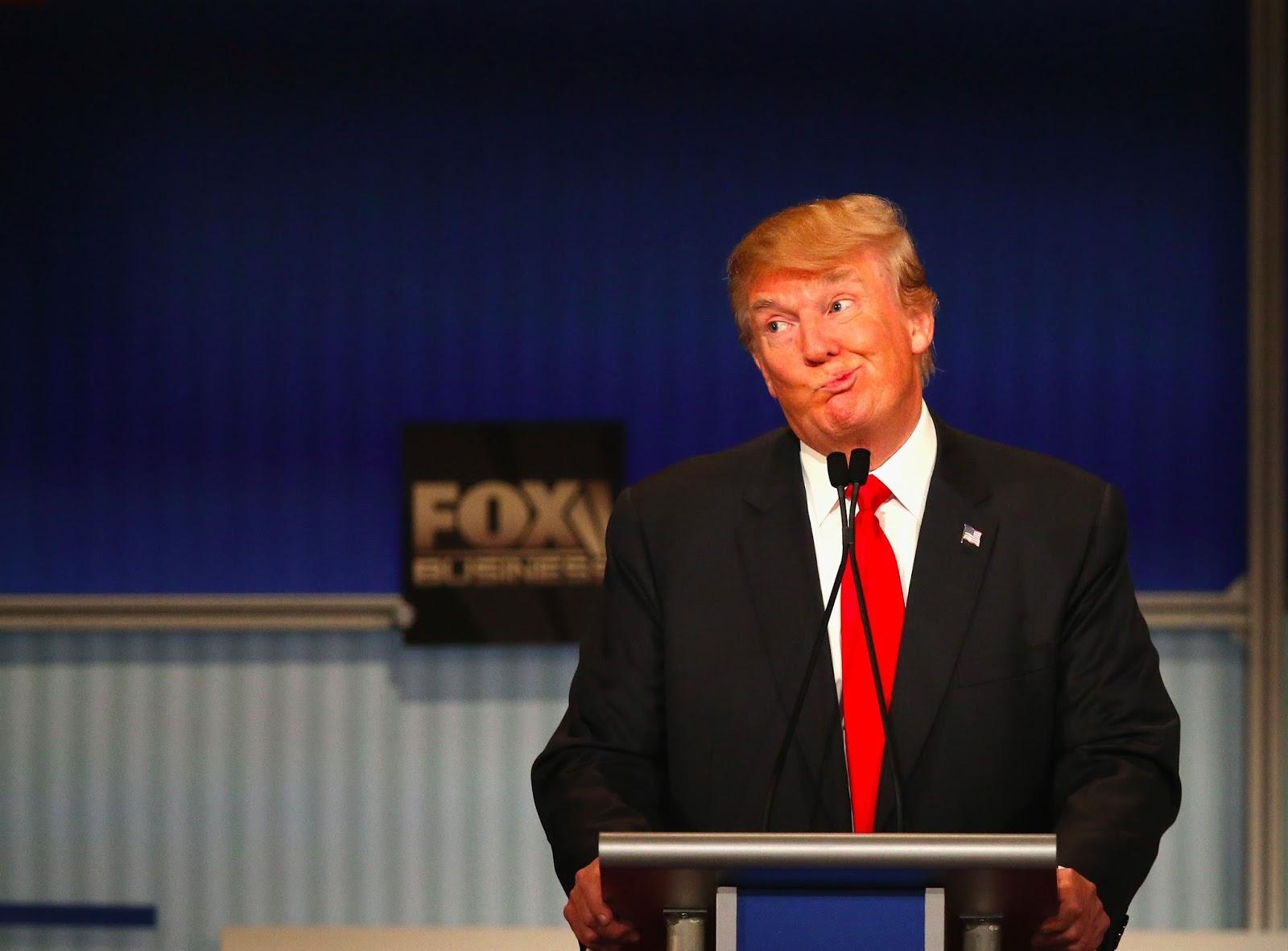 Gonzo Notes 01  Das Leben unter dem Befehl des Präsidenten Trump ... 78581d0e54d1