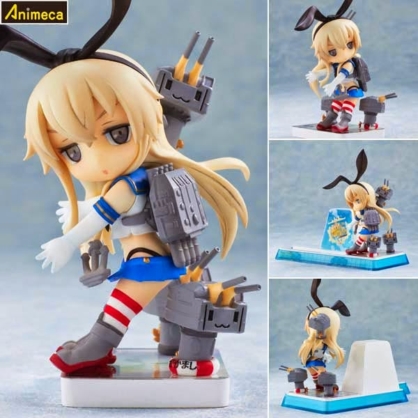 Smartphone Stand SHIMAKAZE Bishoujo Character Collection No.04 Kantai Collection PULCHRA
