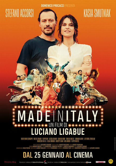 Made In Italy Film Ligabue