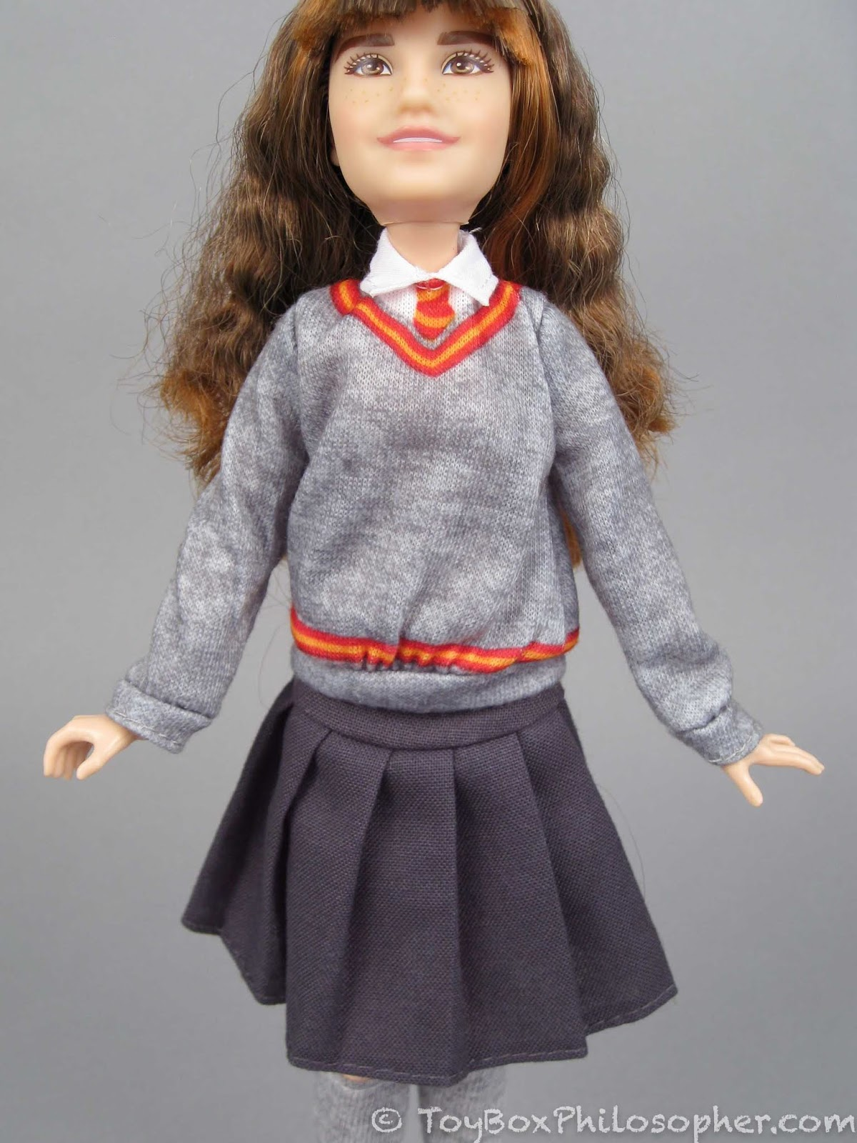 Wizarding World Hermione Granger By Mattel The Toy Box