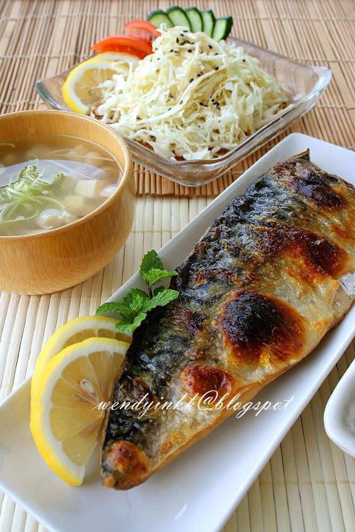 Easy Mackerel Fish Cakes