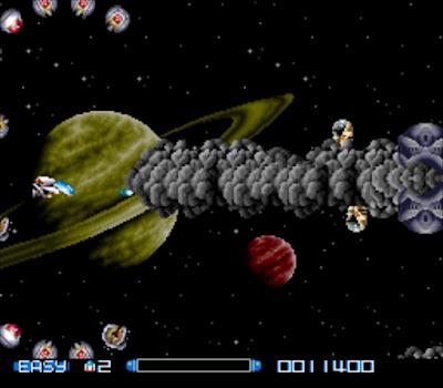 【SFC】超級異形戰機原版+無敵版,經典橫向飛機射擊遊戲!