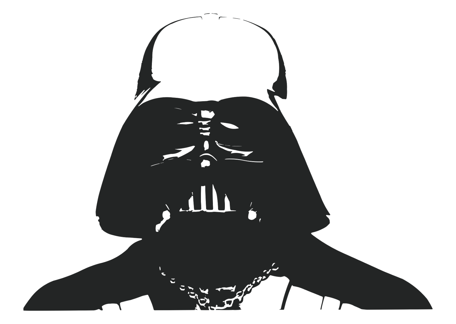 Darth vader Logo Vector ~ Format Cdr, Ai, Eps, Svg, PDF, PNG