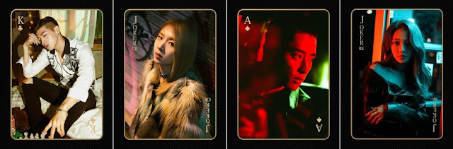 Card name - grupo K.A.R.D