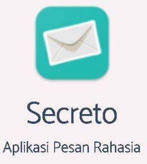 cara menghapus pesan di secreto